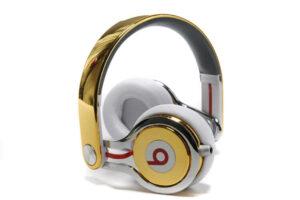 Beats by Dre Mixr goud DJ koptelefoon van 2014