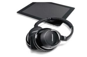 Bose AE2w ipad