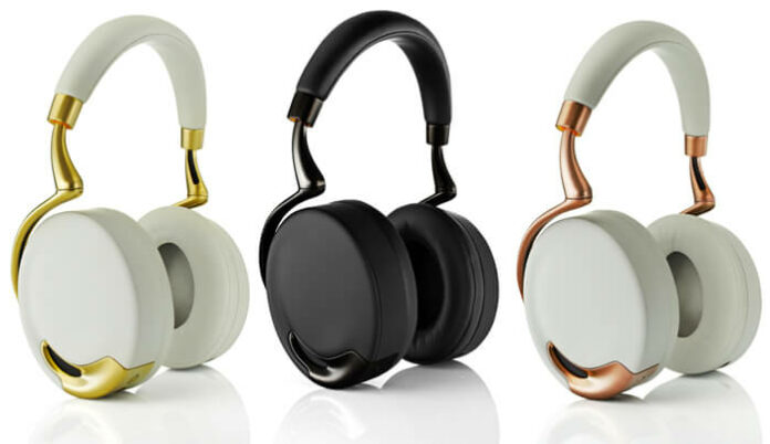 Parrot Zik review bluetooth koptelefoon