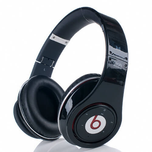 Beats Studio Wireless zijkant