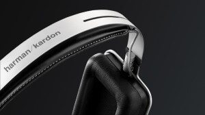 Harman Kardon BT zwart close