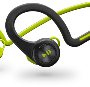 Plantronics BackBeat Fit knoppen