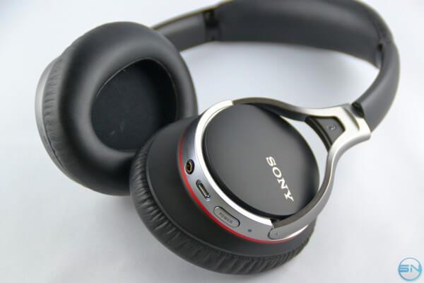 Sony MDR-10RBT bluetooth koptelefoon