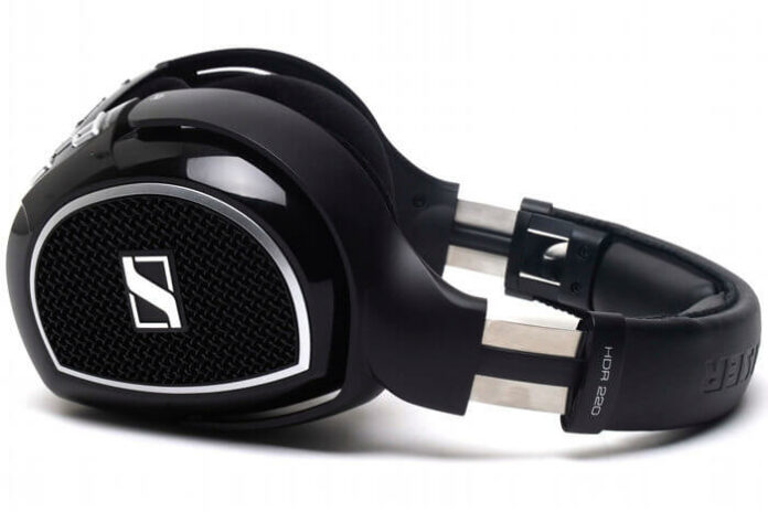 koptelefoon sennheiser rs 220 close