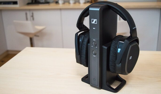 Sennheiser RS 175 review bluetooth koptelefoon