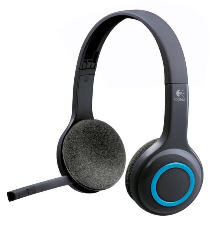 Logitech H600 Draadloze headset voor PC