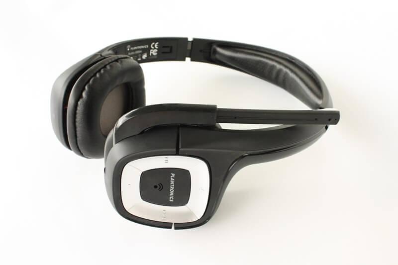 Plantronics 995 Draadloze headset voor PC