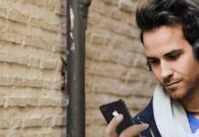 Bluetooth koptelefoon met microfoon