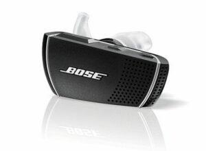 De Bose Series 2 is een ongewoon lichte en krachtige monoheadset.
