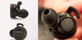De eerste compleet draadloze oortelefoon.