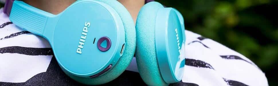 bluetooth draadloze kinder hoofdtelefoon