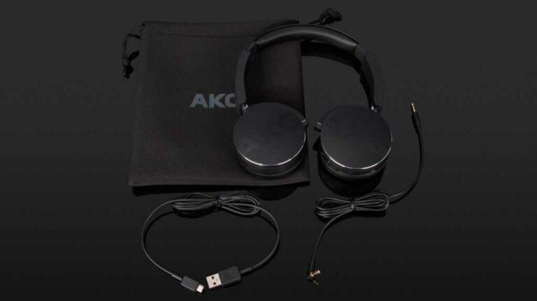 AKG Y50BT review