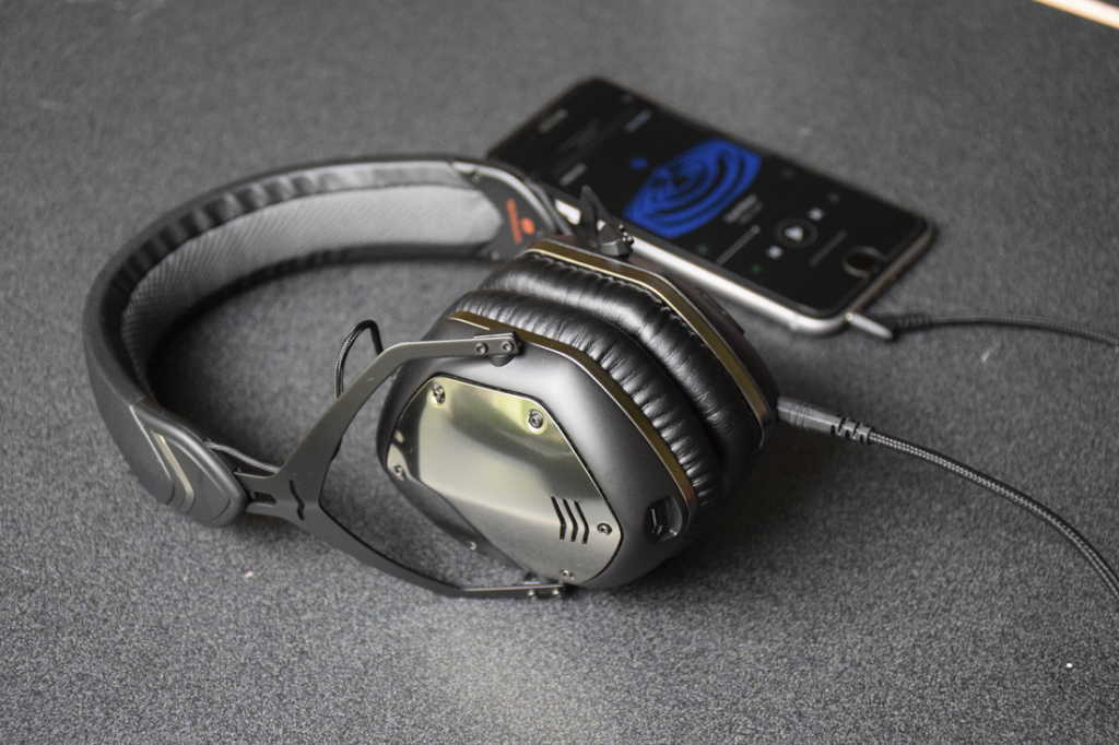Goedkoopste V-Moda Crossfade Wireless Review