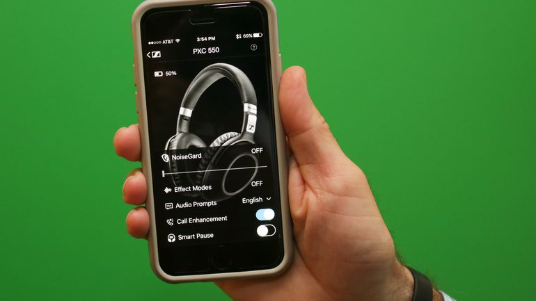 Sennheiser PXC 550 Wireless review