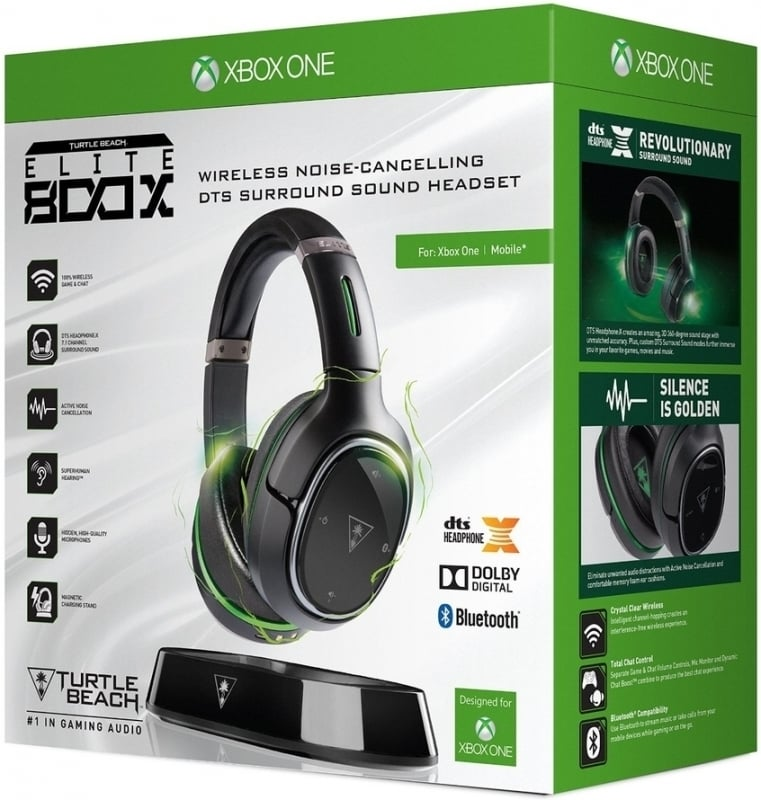 Beste Turtle Beach Elite 800X