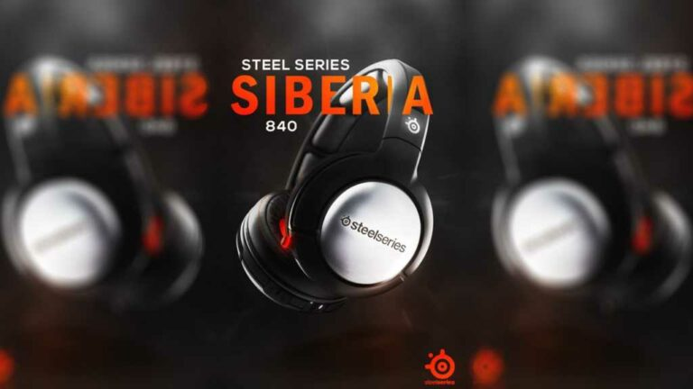 SteelSeries Siberia 840 review