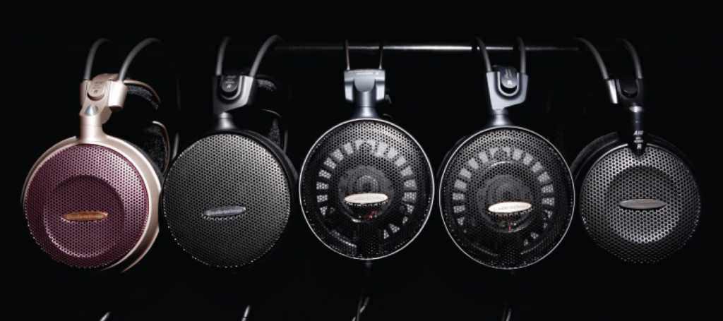 Open-back of closed-back koptelefoon