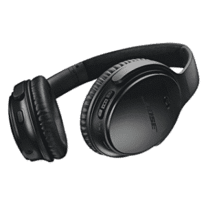 ruisonderdrukkende noise-cancelling koptelefoons