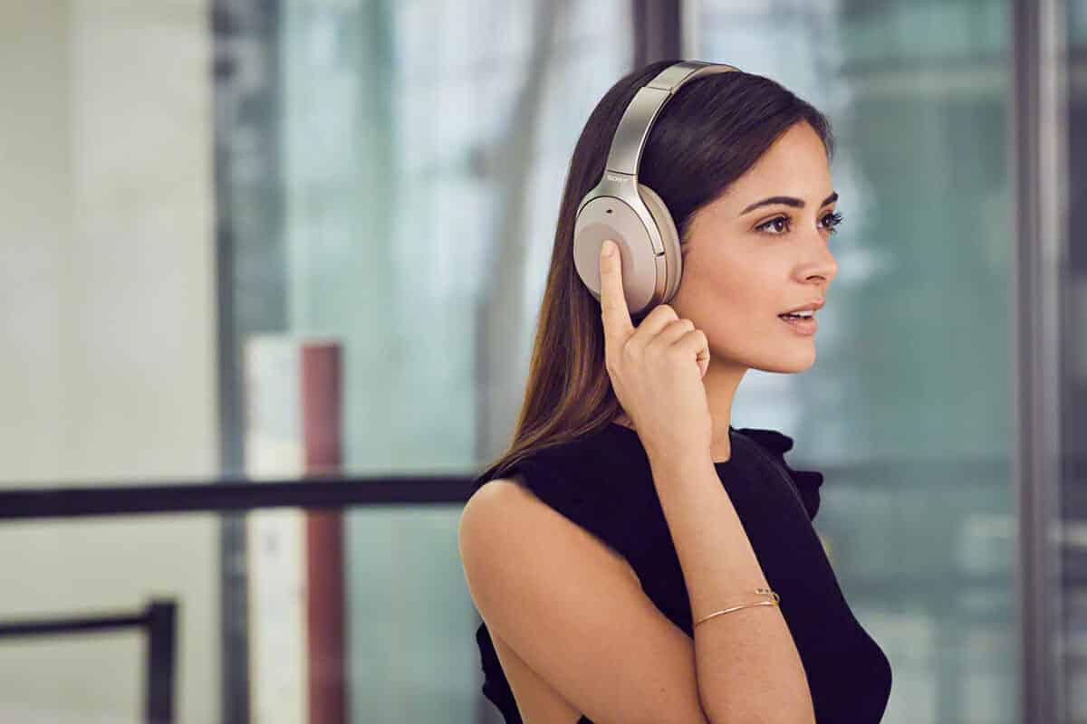 Sony WH-1000XM2 Bluetooth Koptelefoon