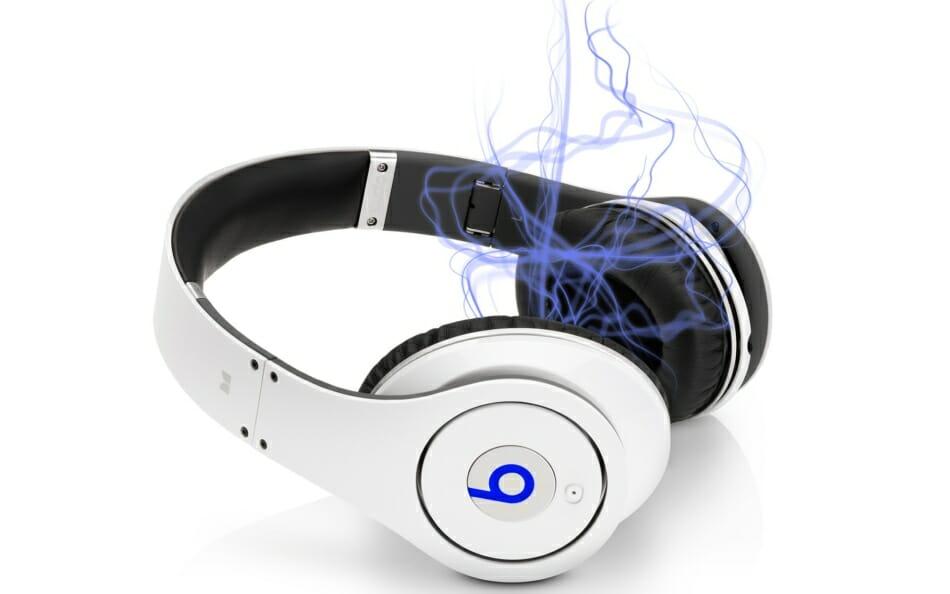 draadloze headset wireless voor muziek
