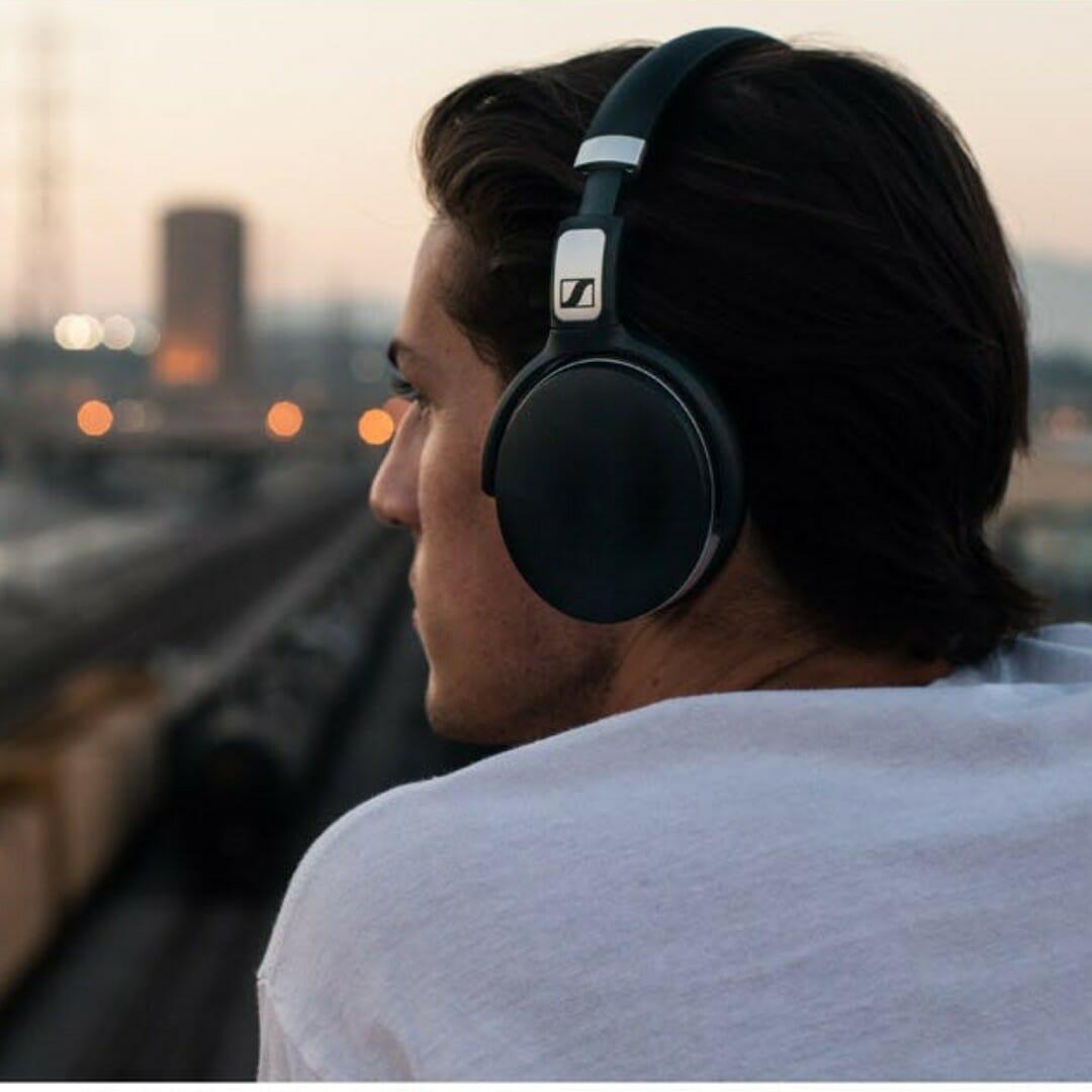 Bluetooth hoofdtelefoon Sennheiser HD 4.40 BT Review